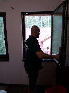 Почистване на вила в Дедово, Пловдивско