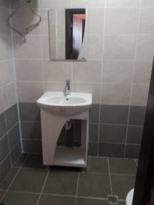 Почистена баня в Оазис 5 в ЖК Тракия, Пловдив