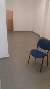 Почистен под след ремонт - офис в Ж.К. Тракия