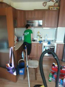 Почистване на апартамент основно, след ремонт