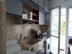 След почистване - кухня на ул. Петрова нива, Пловдив
