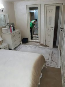 Основно почистване на къща в Куклен.