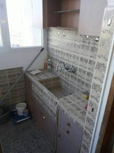 Почистена кухня - бул. Дунав, Пловдив.