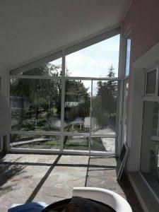 Прозорци за почистване в Костиево.