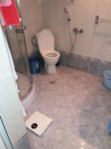 Почистена баня в Пирдоп.