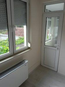Почистени щори и прозорци в Съединение.