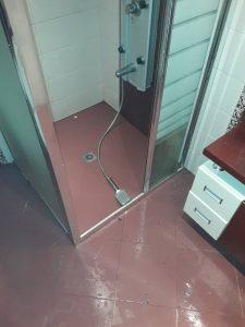 Баня за почистван.е в апартамент в Пловдив