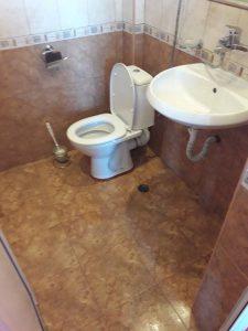 Баня - почистена.