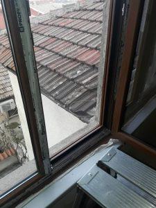 ул. Волга - прозорци след ремонт