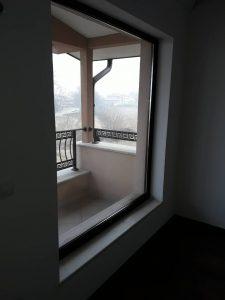 След почистване на прозорците - Белащица.