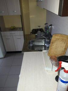 Почистена кухня на бул. България в Пловдив.