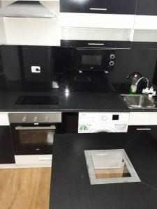Почистена кухня от фирма Габрая.