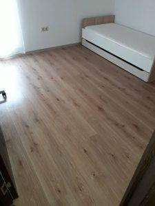 Спалня в Белащица - почистена.