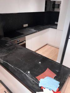 Кухня след ремонт.