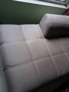 Машинно изпран диван - тип кожен.