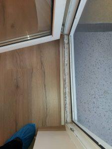 Дограма на врата - след ремонт.