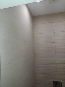 Почистена от фугин баня.