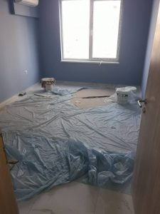 Стая след ремонт.