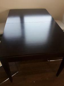 Почистена маса.