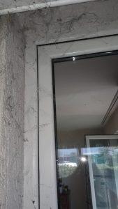 Прозорци с пайжени.