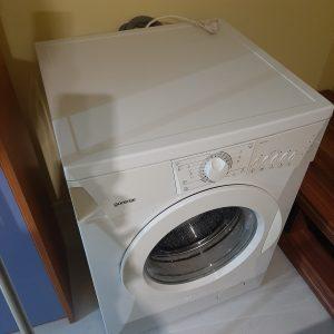 Почистена пералня.