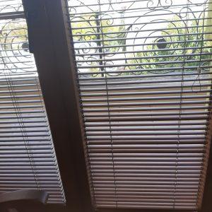 Щори и прозорци за почистване.
