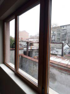 Прозорци - почистени.
